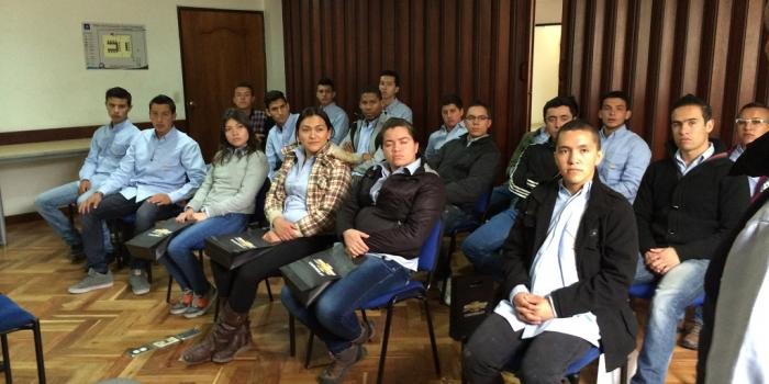 Duale Berufsbildung in Kolumbien