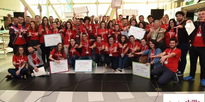 Albanian Skills 2016 – ein voller Erfolg!