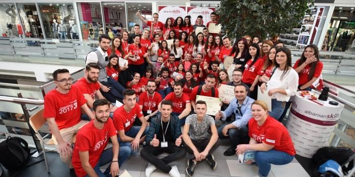Albanian Skills 2017